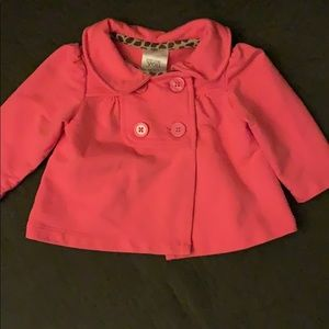 Other - Pink pea coat